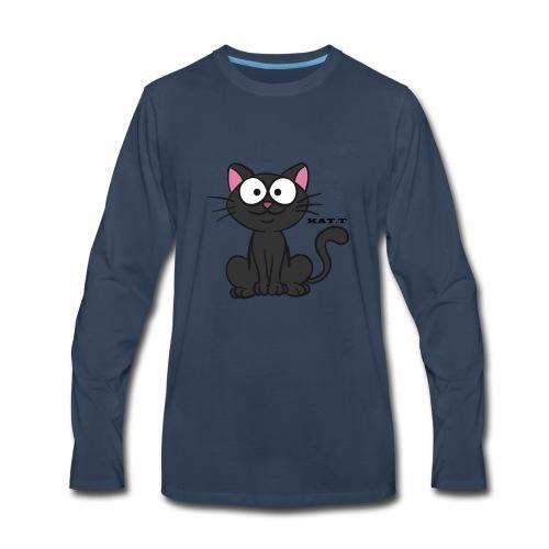 KAT.T - Men's Premium Long Sleeve T-Shirt