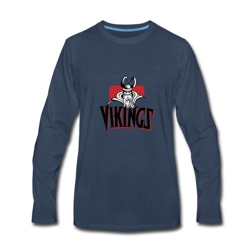 Vikings Fans - Men's Premium Long Sleeve T-Shirt