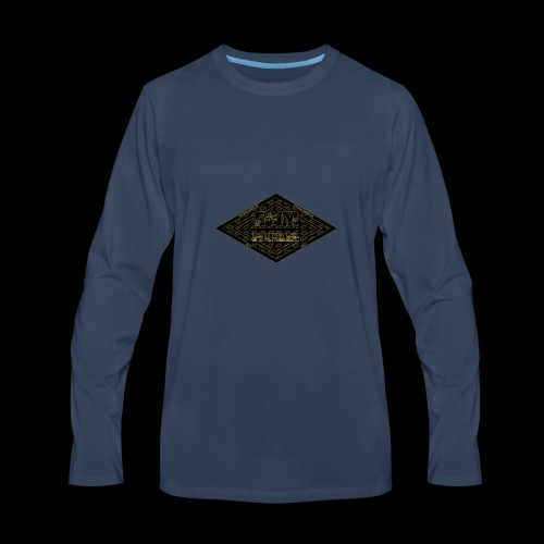 Limited Edition FWM Founder Badge - Men's Premium Long Sleeve T-Shirt