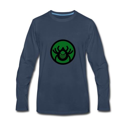 Woodtick - Men's Premium Long Sleeve T-Shirt