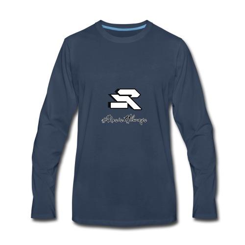 #ResistAlways Shirt - Men's Premium Long Sleeve T-Shirt