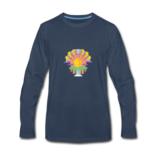 Daybreak - Odesza - Men's Premium Long Sleeve T-Shirt
