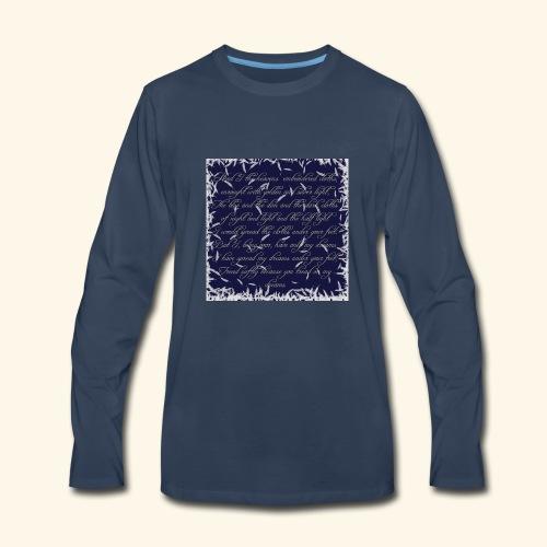 Dreams - Men's Premium Long Sleeve T-Shirt