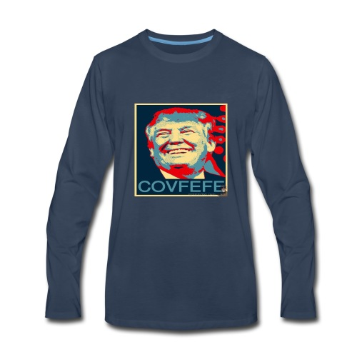 Covfefe for hope 2020 - Men's Premium Long Sleeve T-Shirt