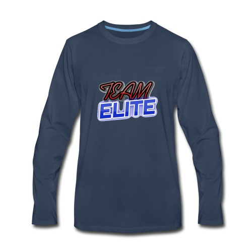 TEAM ELITE 2 - Men's Premium Long Sleeve T-Shirt
