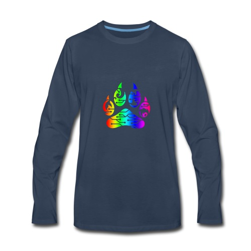 Cutiepaw Logo - Men's Premium Long Sleeve T-Shirt