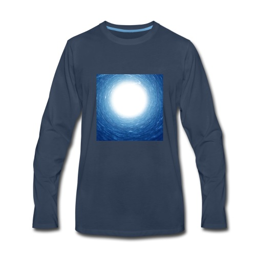 Scintillant Movement - Men's Premium Long Sleeve T-Shirt