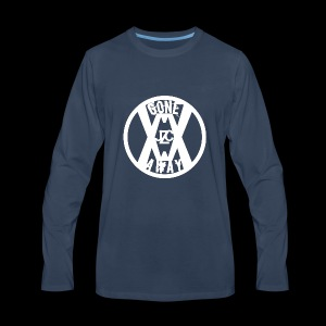 Gone Away album - Men's Premium Long Sleeve T-Shirt