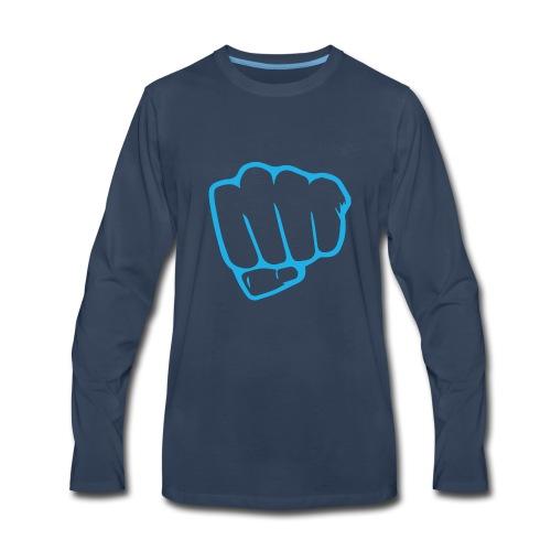 Design 1 - Men's Premium Long Sleeve T-Shirt