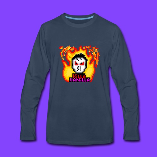 killavanila RAGE!!!! - Men's Premium Long Sleeve T-Shirt