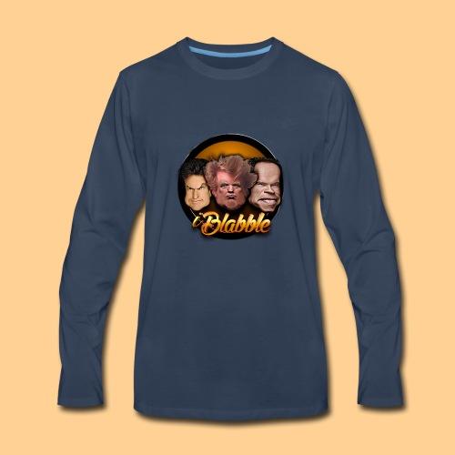 iBlabble - Men's Premium Long Sleeve T-Shirt