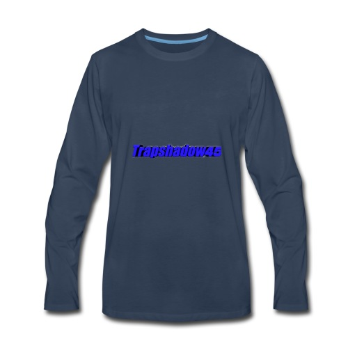 Photo 1525556775675 - Men's Premium Long Sleeve T-Shirt