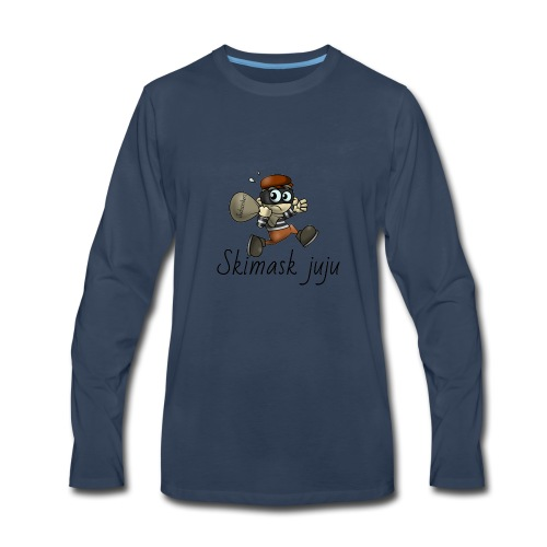 stealing subs - Men's Premium Long Sleeve T-Shirt