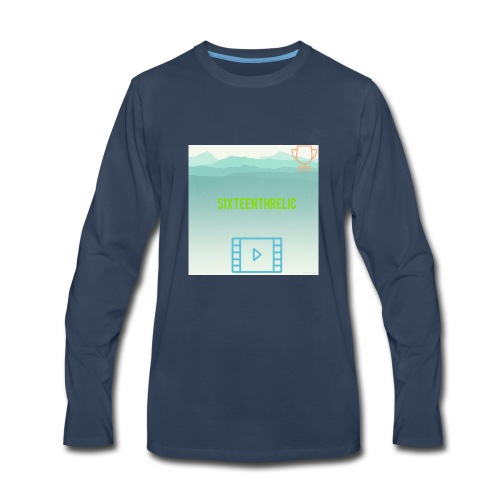 SixteenthRelic - Men's Premium Long Sleeve T-Shirt