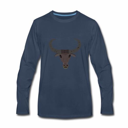 carabao - Men's Premium Long Sleeve T-Shirt