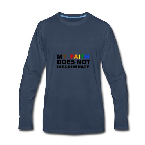 Tshirt Design 3 - Men's Premium Long Sleeve T-Shirt