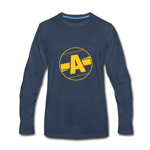 Aayushrn25 - Men's Premium Long Sleeve T-Shirt