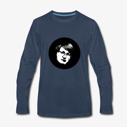 roundlogo3 - Men's Premium Long Sleeve T-Shirt
