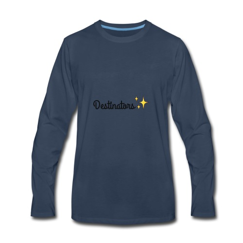My fans - Men's Premium Long Sleeve T-Shirt
