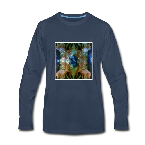 Abstract universe - Men's Premium Long Sleeve T-Shirt