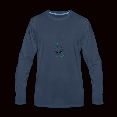 StarVlogs - Men's Premium Long Sleeve T-Shirt