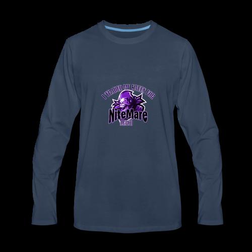 nitemare2 - Men's Premium Long Sleeve T-Shirt