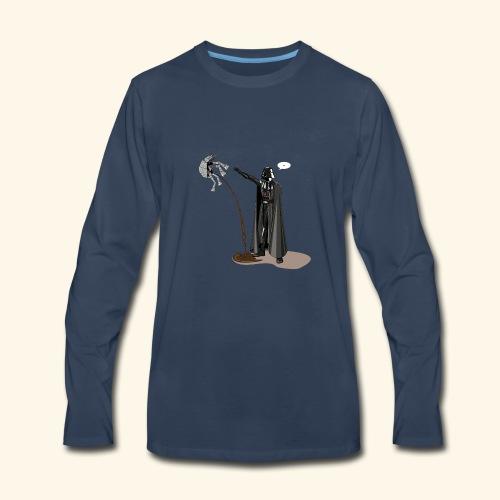 At-At vader - Men's Premium Long Sleeve T-Shirt