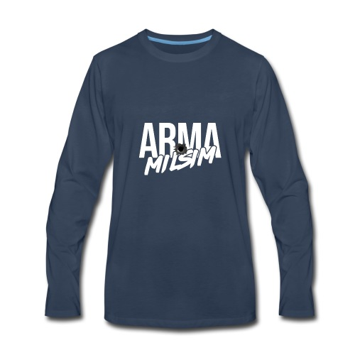 arma milsim - Men's Premium Long Sleeve T-Shirt