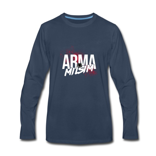 arma milsim2 - Men's Premium Long Sleeve T-Shirt