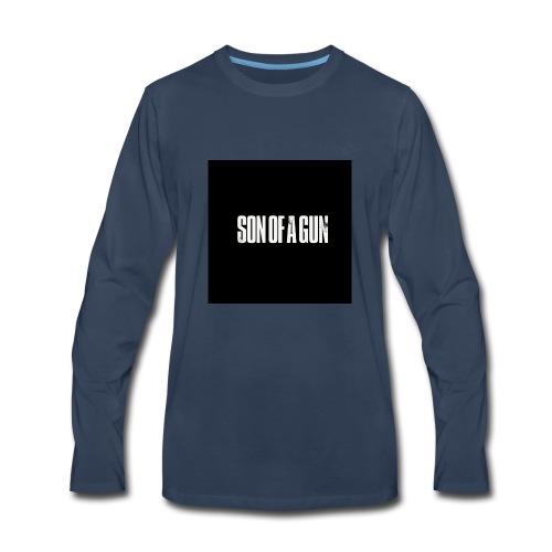 Son of a gun - Men's Premium Long Sleeve T-Shirt
