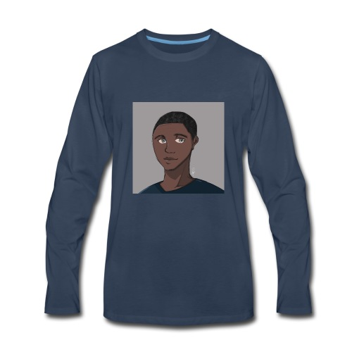 ZAL - Men's Premium Long Sleeve T-Shirt
