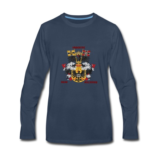 INM Merch - Men's Premium Long Sleeve T-Shirt
