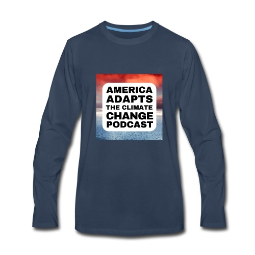 America Adapts - Men's Premium Long Sleeve T-Shirt