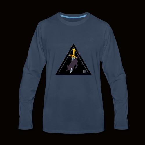 Team Logo - Men's Premium Long Sleeve T-Shirt
