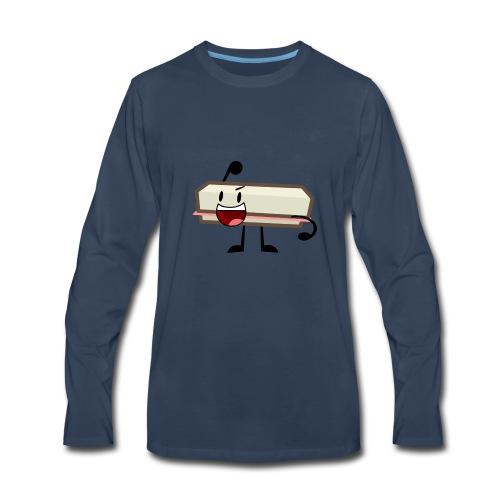 Yah! Sandwich - Men's Premium Long Sleeve T-Shirt