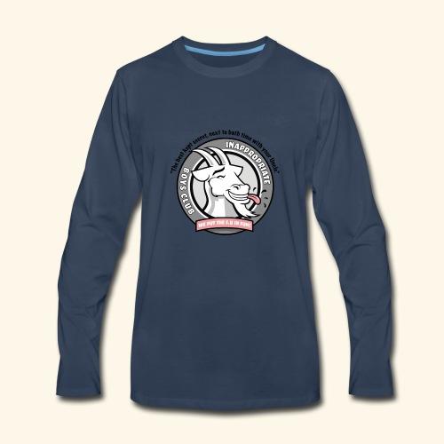 Best Kept Secret - Men's Premium Long Sleeve T-Shirt