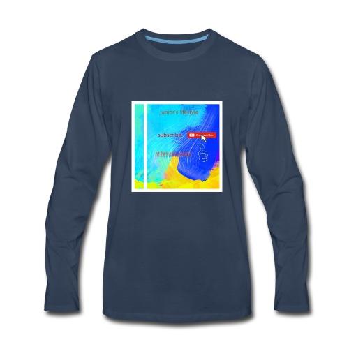 junior's lifestyle merch - Men's Premium Long Sleeve T-Shirt