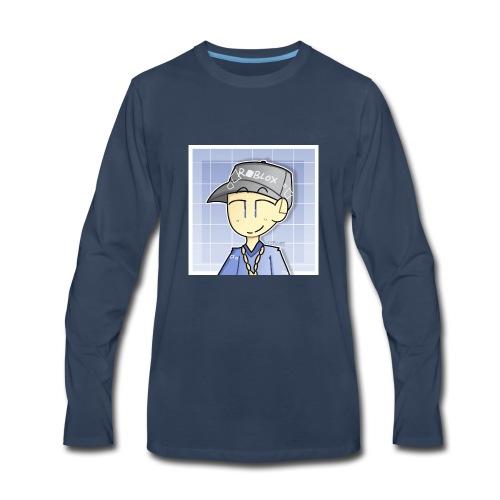 the lulu - Men's Premium Long Sleeve T-Shirt