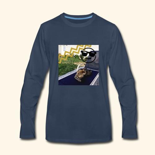 Theos summer bag - Men's Premium Long Sleeve T-Shirt