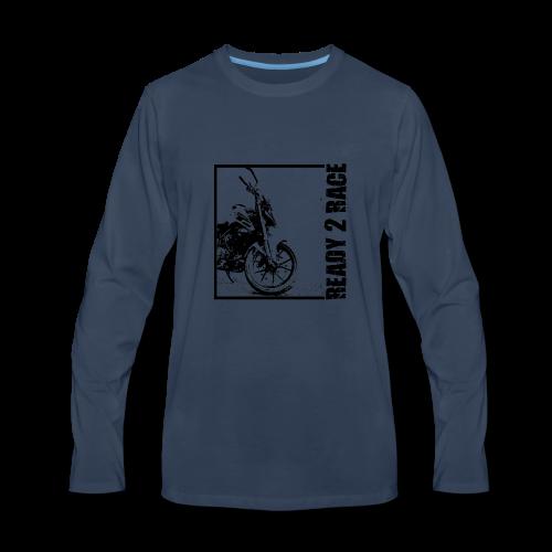 ready2race - Men's Premium Long Sleeve T-Shirt