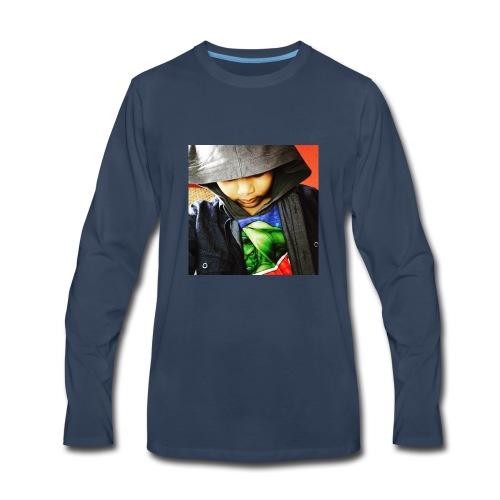 SamirHoddie - Men's Premium Long Sleeve T-Shirt