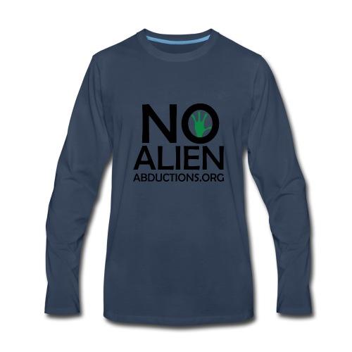 NAA Logo color - Men's Premium Long Sleeve T-Shirt