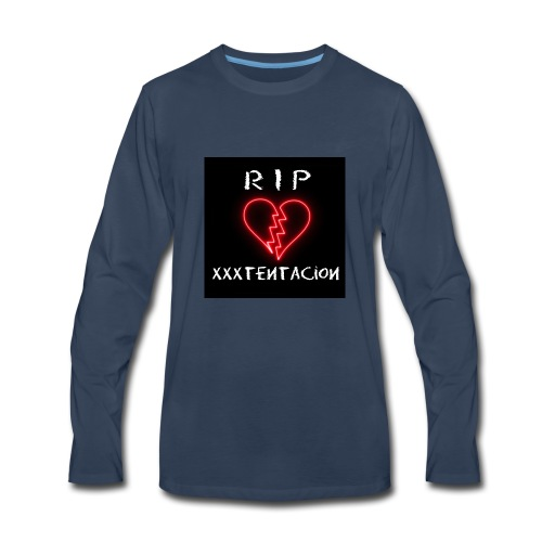 xxx memorial - Men's Premium Long Sleeve T-Shirt