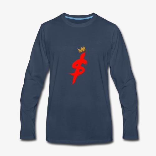 $ - Men's Premium Long Sleeve T-Shirt