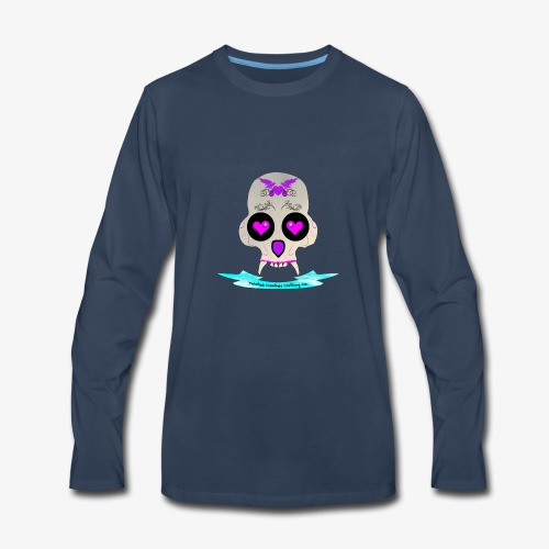 Twizted Monkey Clothing Co. - Men's Premium Long Sleeve T-Shirt