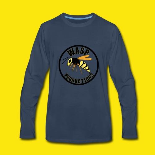 Wasp-NB - Men's Premium Long Sleeve T-Shirt