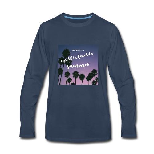 It's summer!! - Men's Premium Long Sleeve T-Shirt
