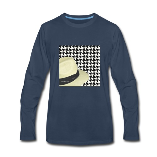obviousness test - Men's Premium Long Sleeve T-Shirt