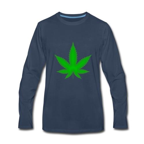 Green Heaven - Men's Premium Long Sleeve T-Shirt