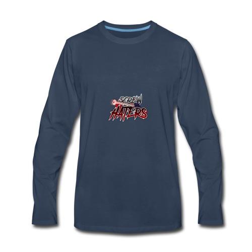 ScrewTheHaters - Men's Premium Long Sleeve T-Shirt